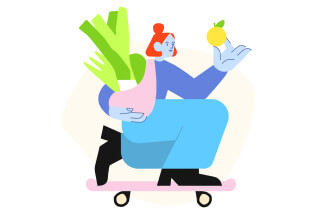 The science of food delivery app development